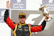 Kimi takes another podium with P2 at Bahrain